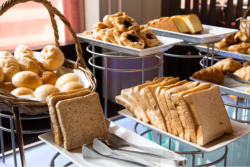 Frühstück th hotel